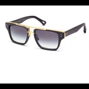 Dita Match Three Sunglasses Black/Gold